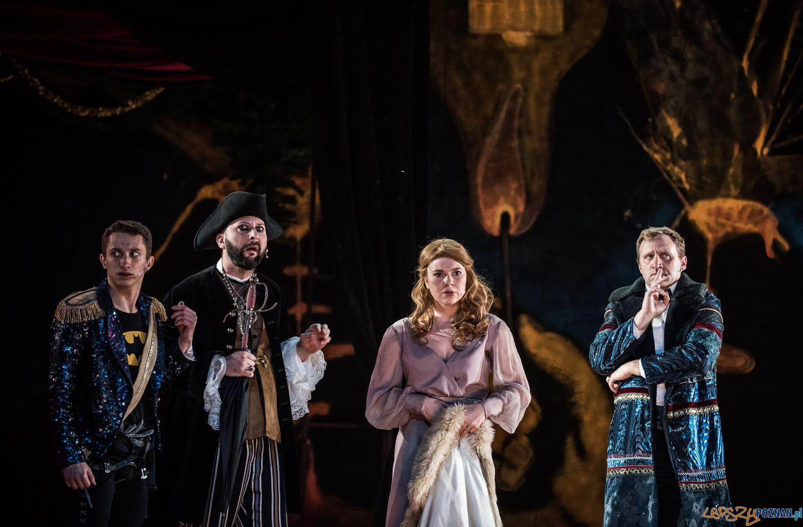 27 grudnia - spektakl w Teatrze Polskim  Foto: Magdy Hueckel / materiały prasowe Teatru Polskiego