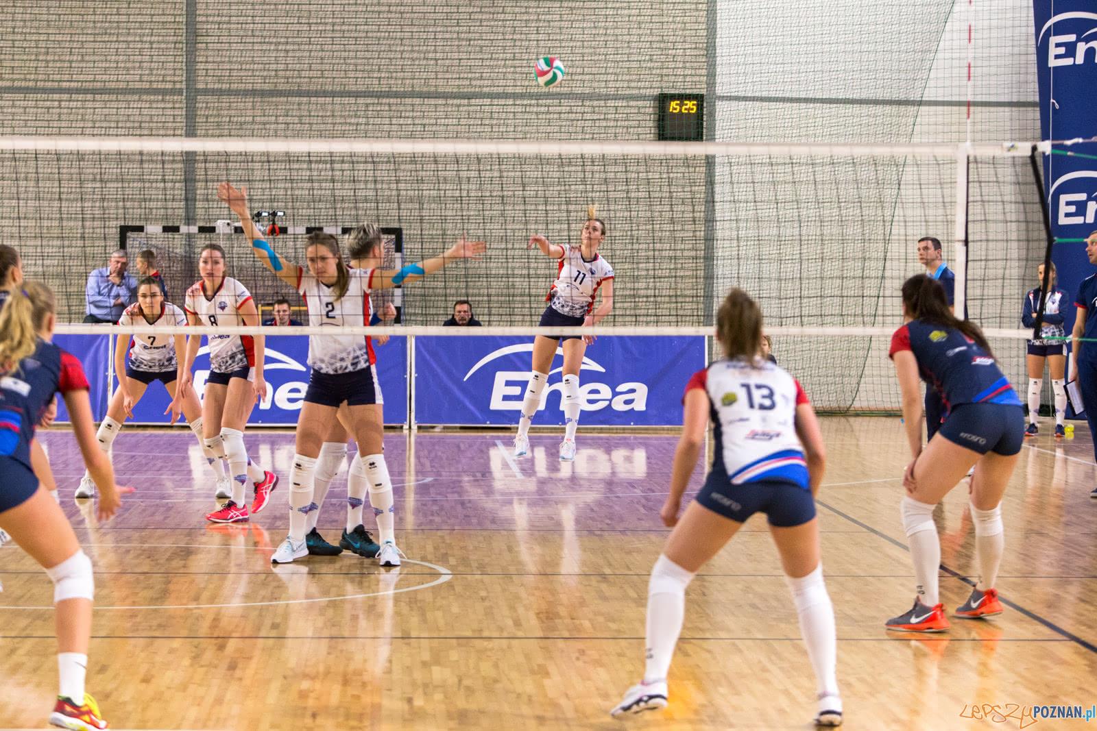 Enea Energetyk Poznań - Karpaty Krosno 2:3 (1 liga) - Poznań 1  Foto: LepszyPOZNAN.pl / Paweł Rychter