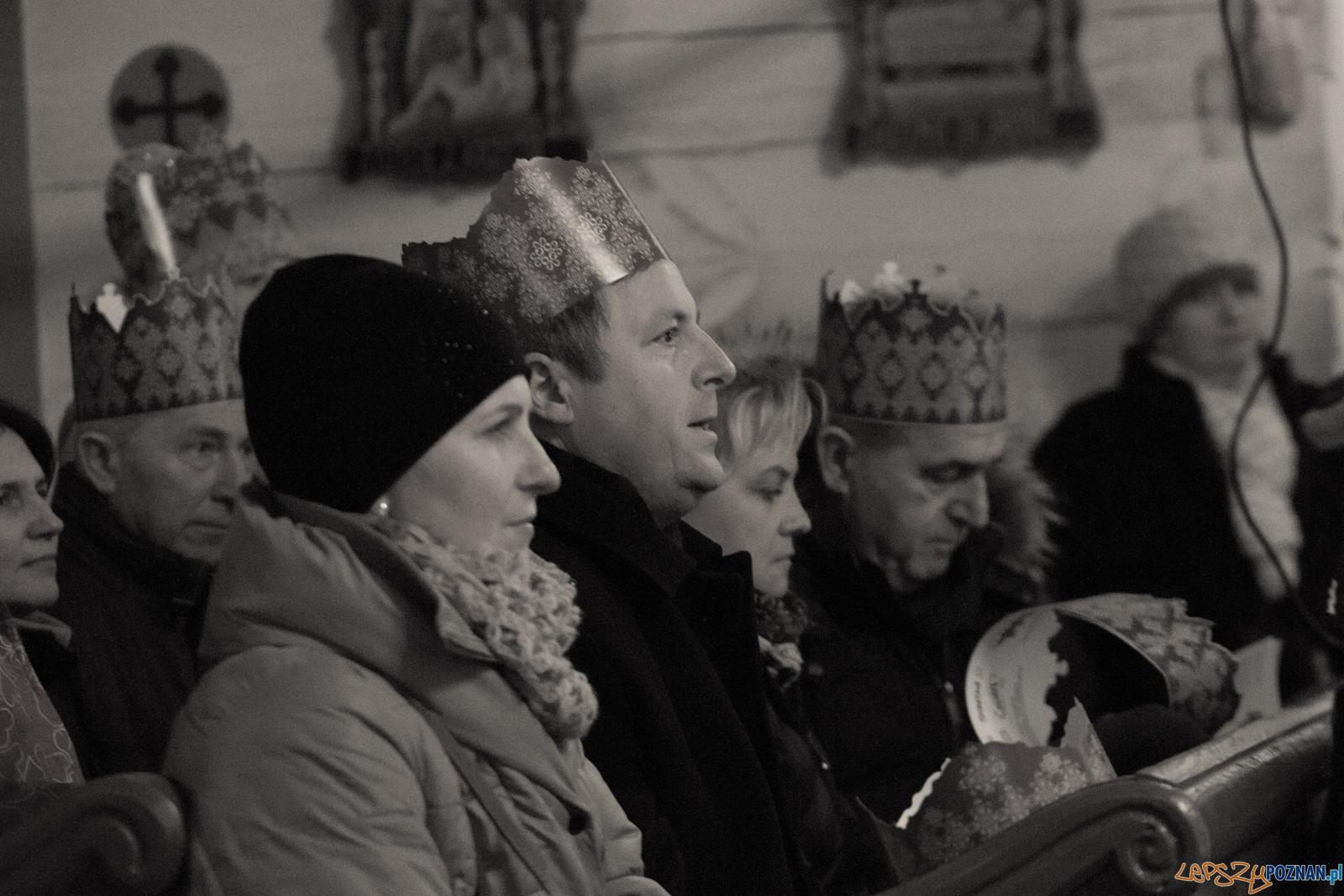 Kolędowanie w Dziekanowicach  Foto: lepszyPOZNAN.pl / Ewelina Jaśkowiak