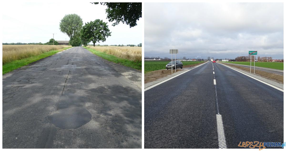 Nowa droga powiatowa (2)  Foto: Powiat Poznański - materiały prasowe