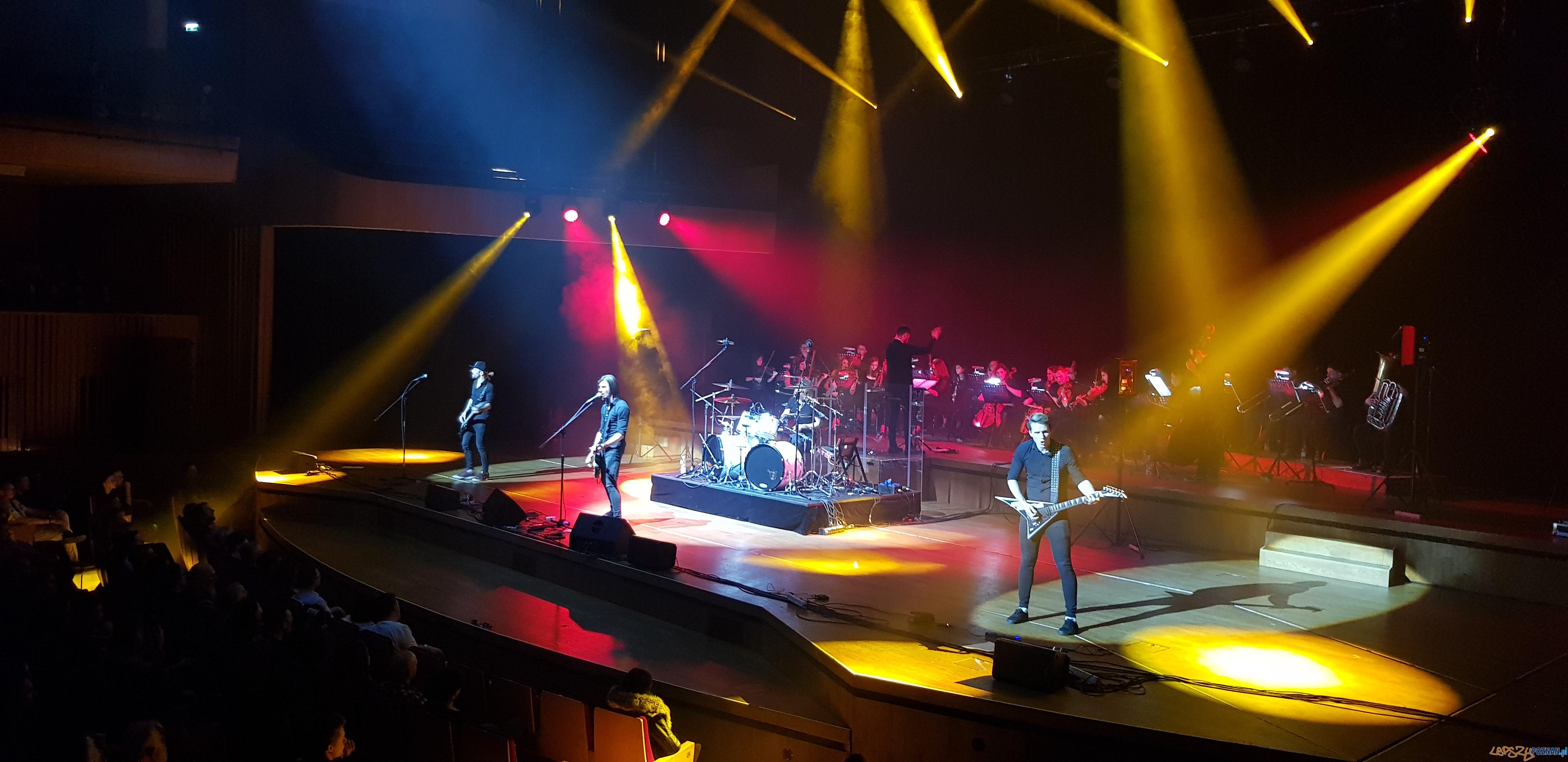 Muzyka zespołu Metallica symfonicznie - Zespół SCREAM INC.  Foto: materiały prasowe
