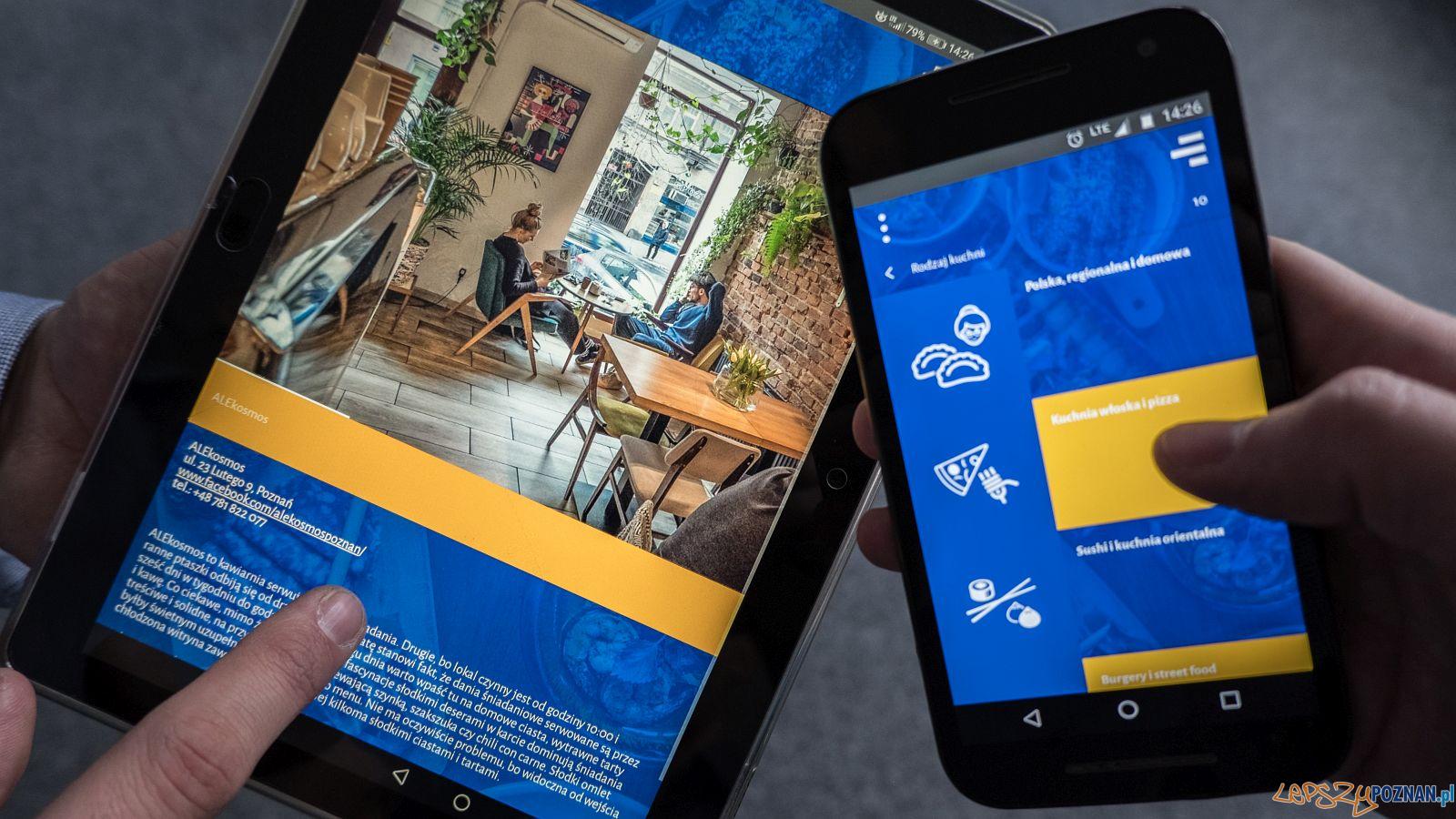Aplikacja kulinarna  Foto: PLOT / materiały prasowe