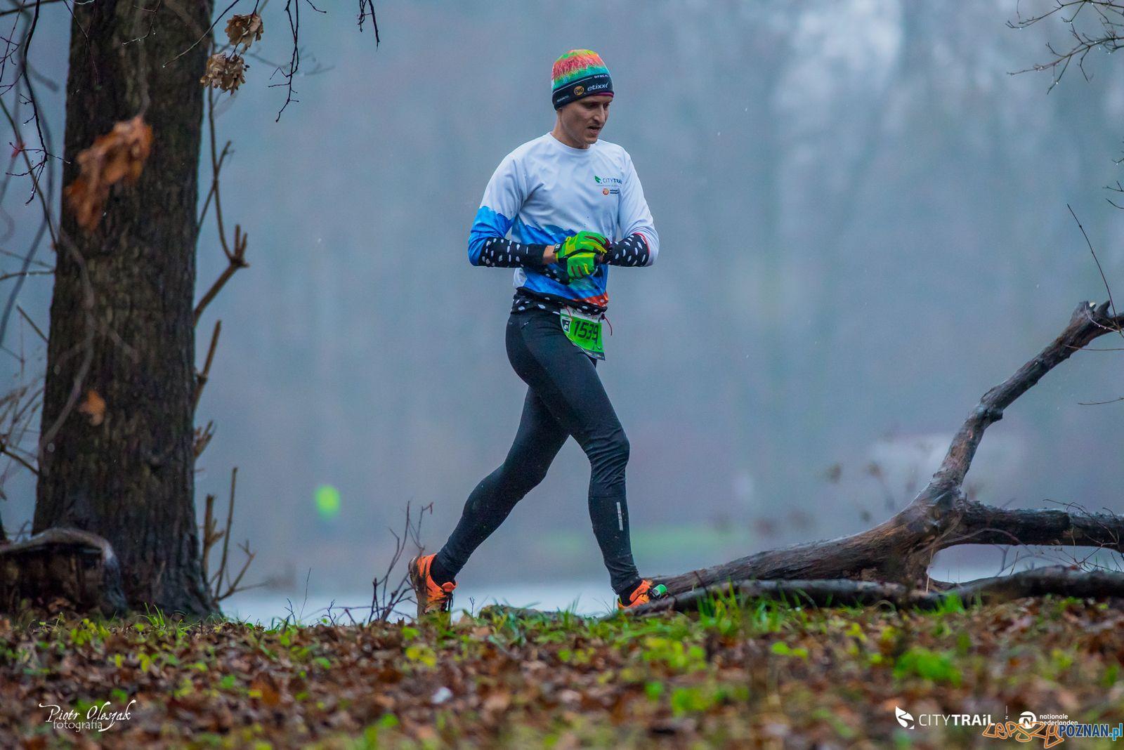 City Trail - bieganie nad Rusałką  Foto: Piotr Oleszak / materiały prasowe