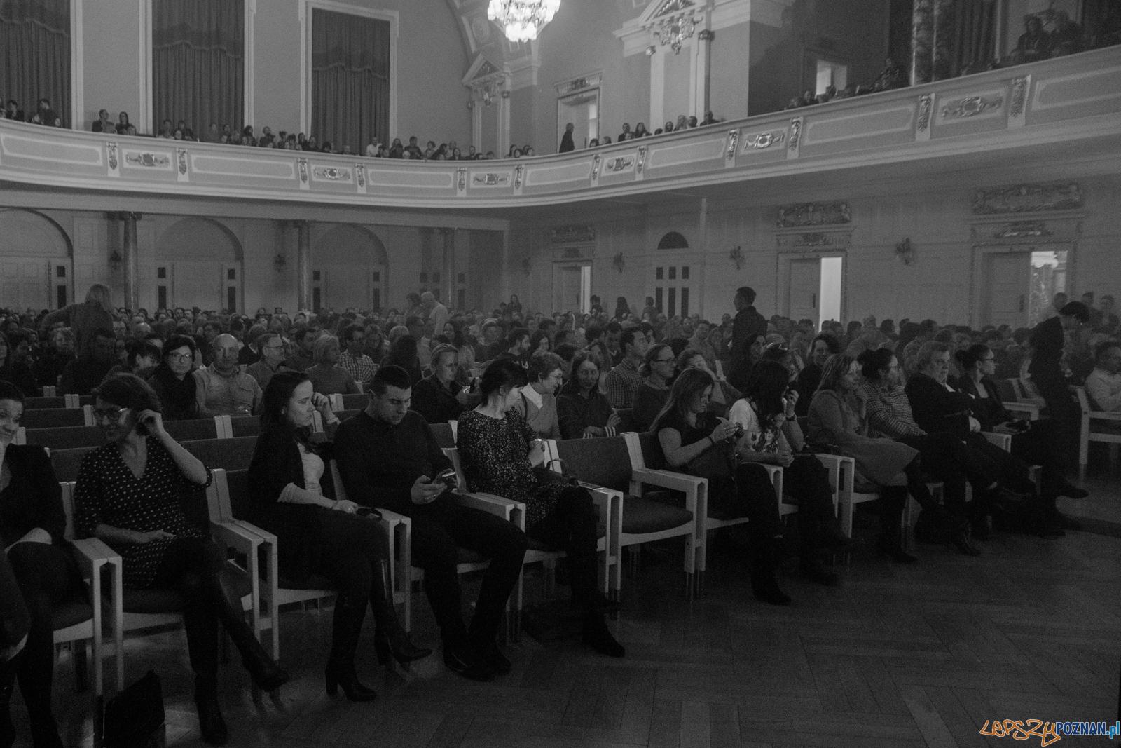 """Kasia Kowalska - """"Aya Tour""""Aula UAM - Poznań 19.02.2019 r.  Foto: Ewelina Jaskowiak"""