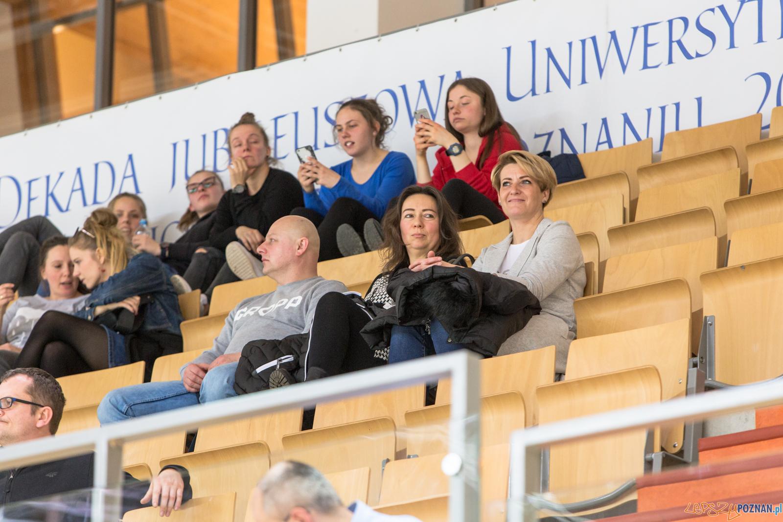 AZS UAM Poznań – Gol Częstochowa  Foto: lepszyPOZNAN.pl/Piotr Rychter
