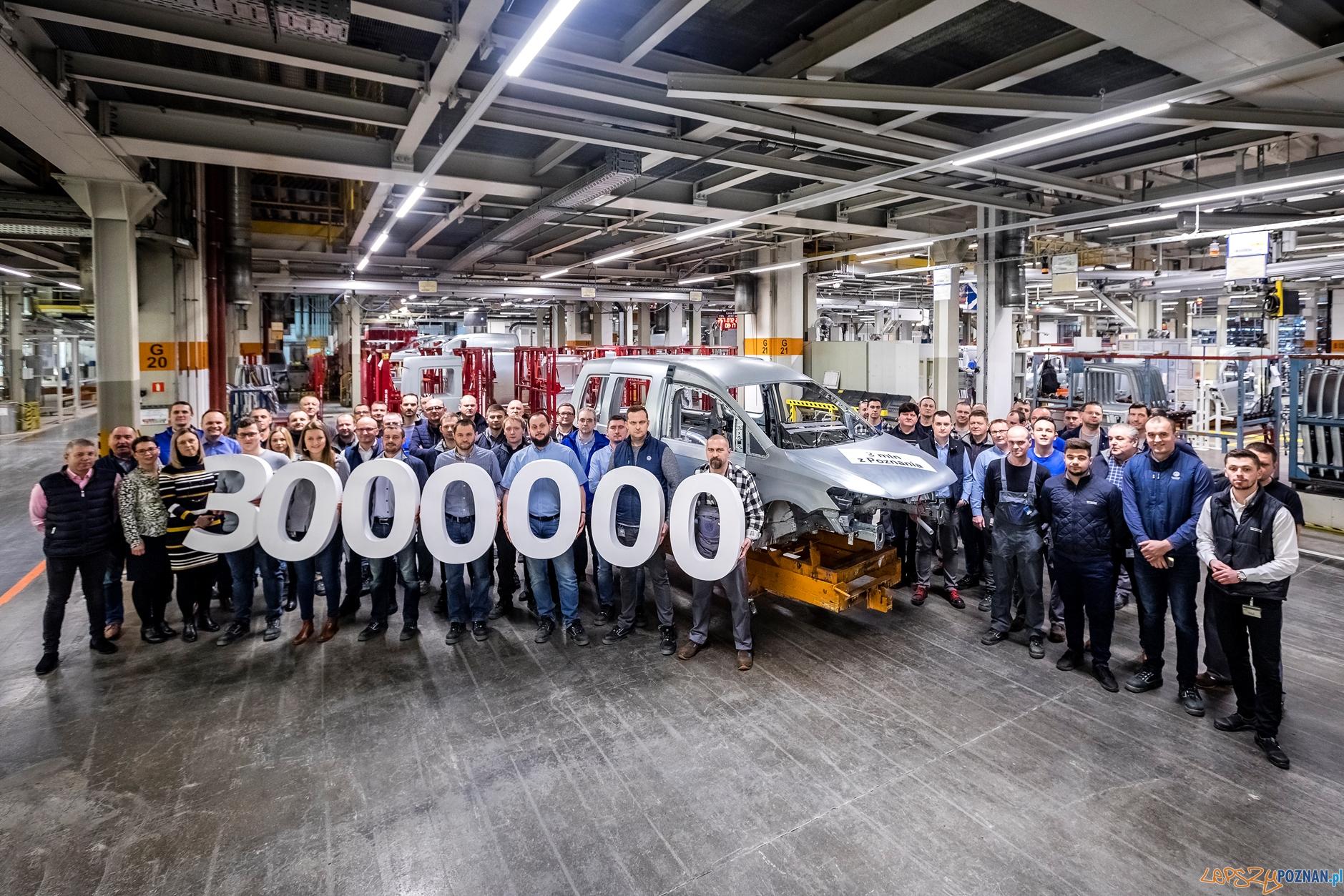 2019 volkswagen 3milionowy caddy - spawalnia  Foto: materiały prasowe / VW Poznań