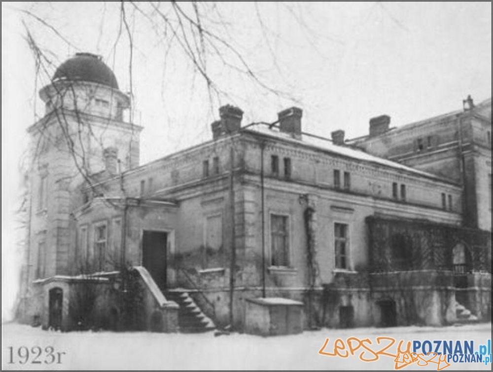 Obserwatoriu Astronomiczne  Foto: poznan.wikia.com