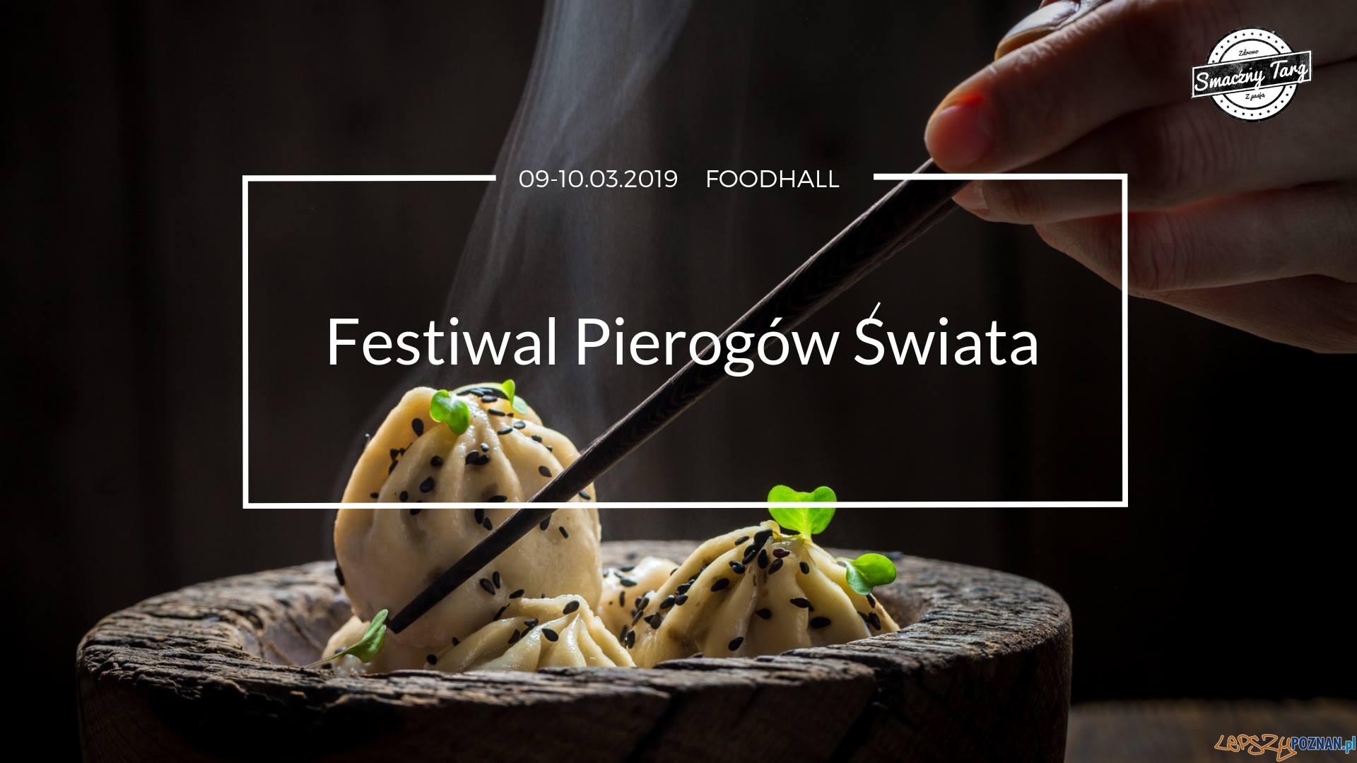 Festiwal Pierogów Świata  Foto: materiały prasowe
