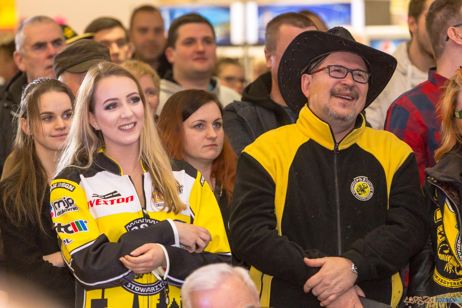 Prezentacja drużyny Power Duck Iveston PSŻ Poznań  Foto: lepszyPOZNAN.pl/Piotr Rychter