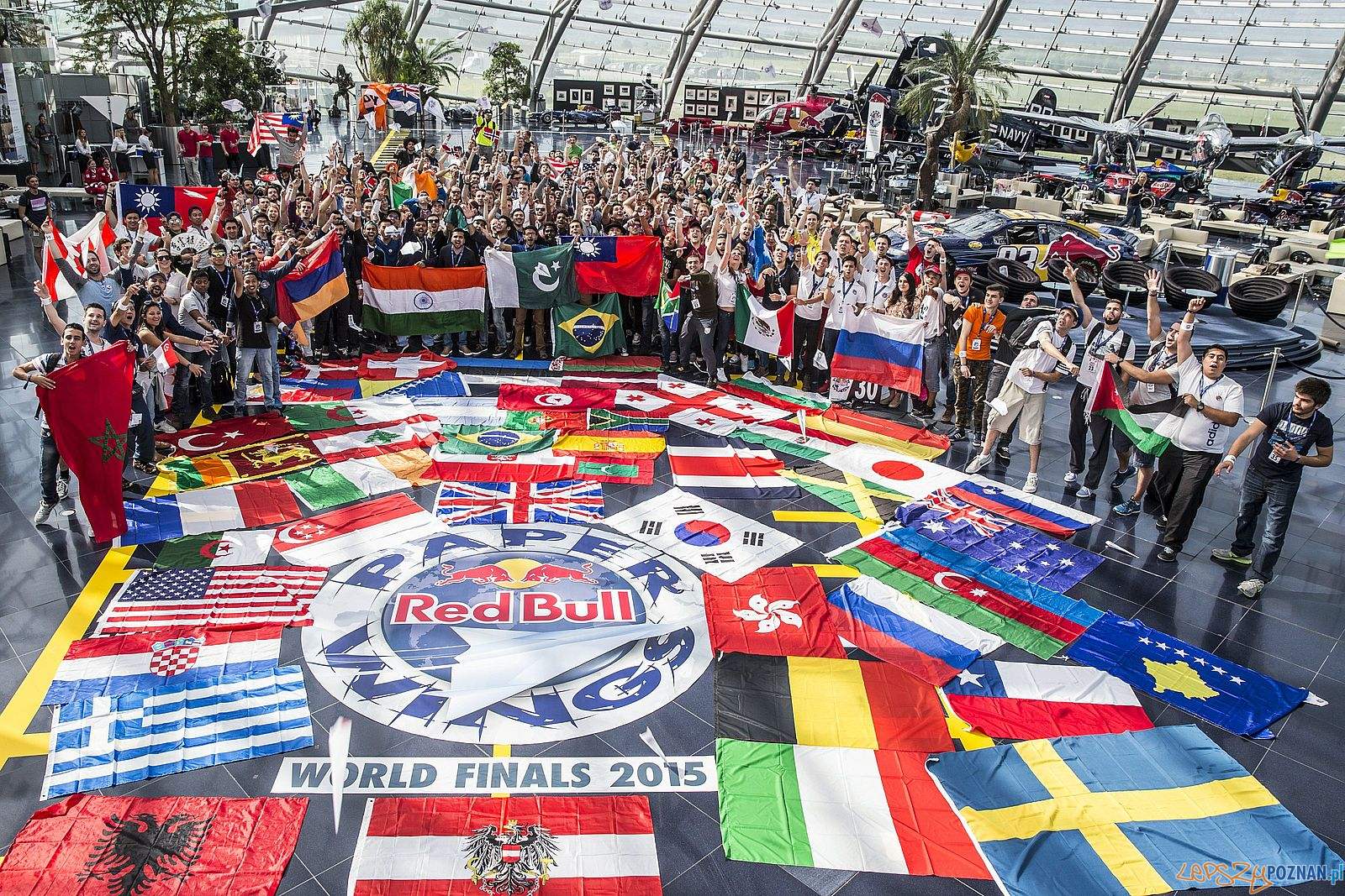 Red Bull Paper Wings_2015  Foto: materiały prasowe