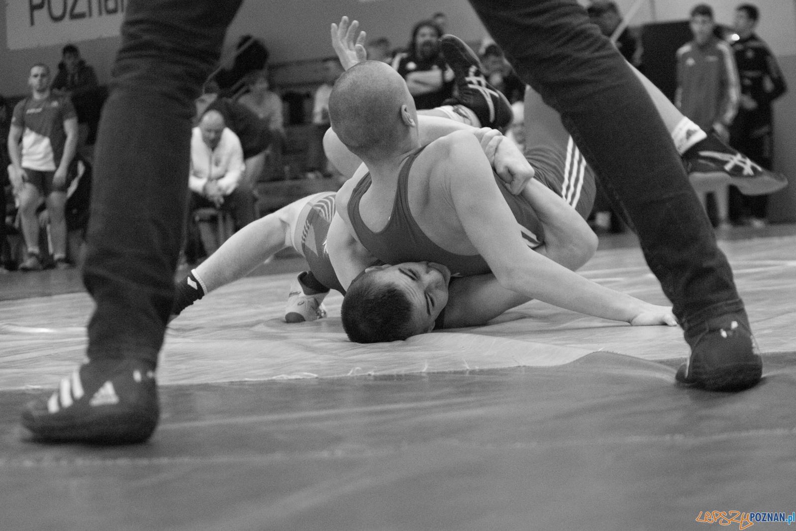 XXVII Międzynarodowy Turniej Zapaśniczy o Puchar Sobieskiego  Foto: lepszyPOZNAN.pl / Ewelina Jaśkowiak