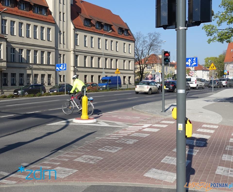 Solna - przejazd rowerowy  Foto: ZDM