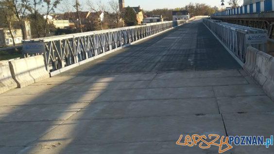 Tymczasowy most  Foto: UM Oborniki