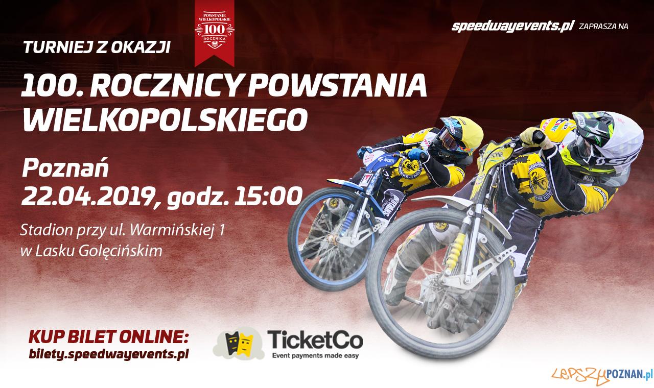Turniej z okazji 100. rocznicy wybuchu Powstania Wielkopolskiego  Foto: materiały prasowe