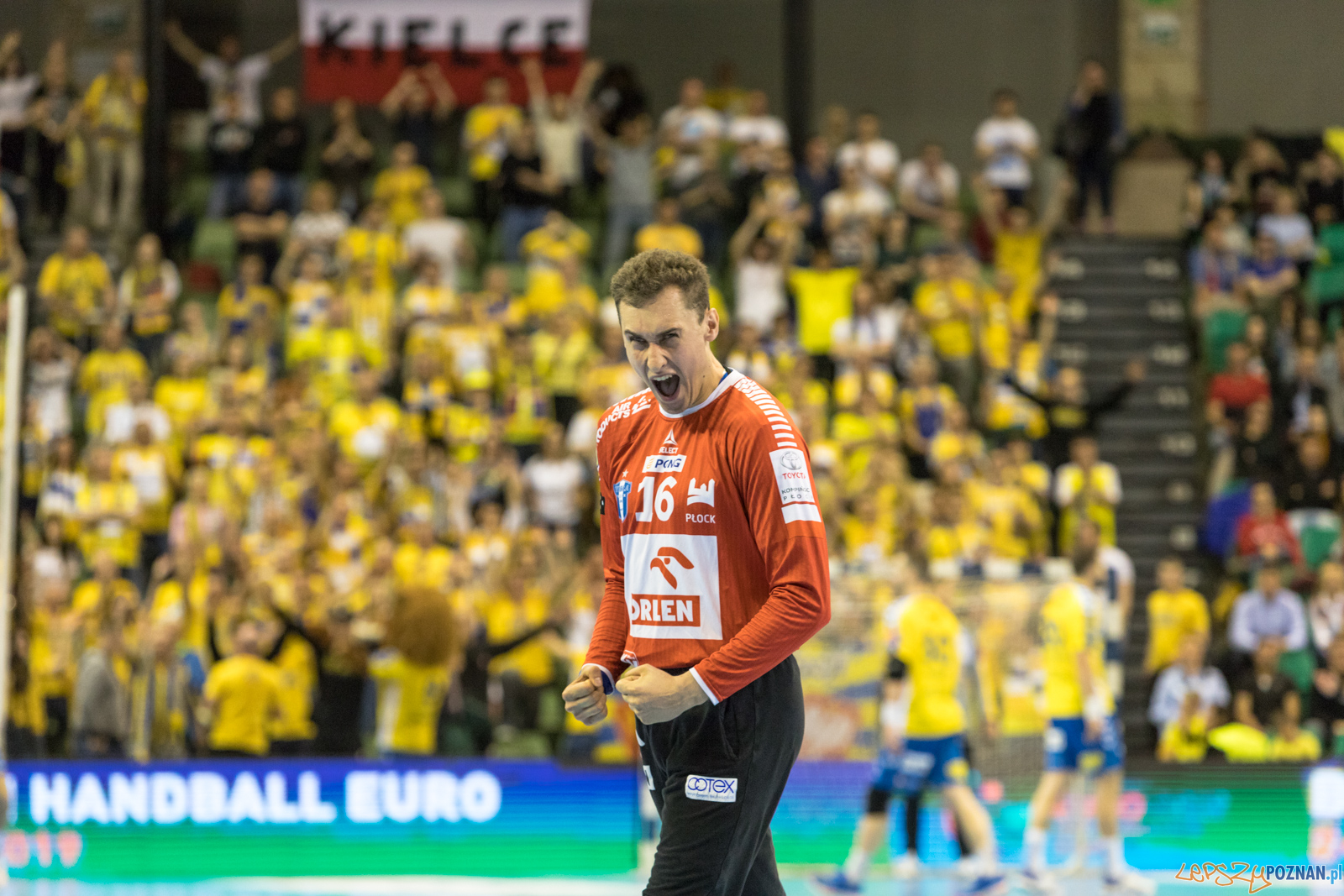 Finał Pucharu Polski - Orlen Wisła Płock - PGE Vive Kielce  Foto: lepszyPOZNAN.pl/Piotr Rychter