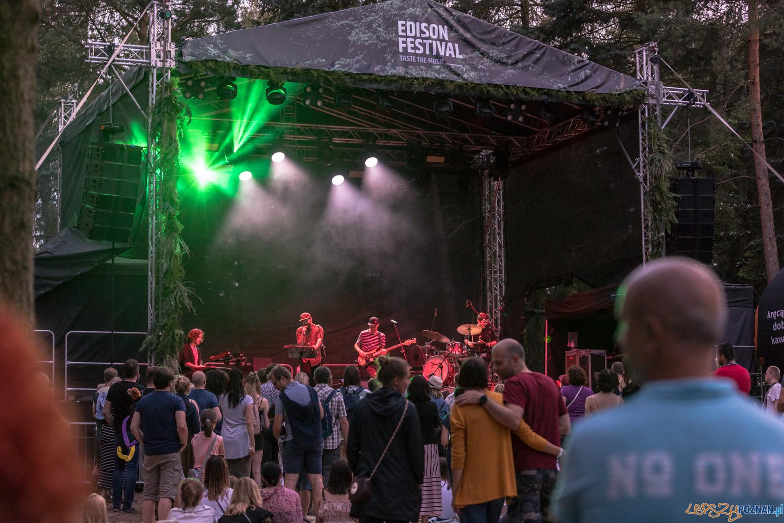 Edison Festival - Taste The Music - Mork  Foto: lepszyPOZNAN.pl/Piotr Rychter