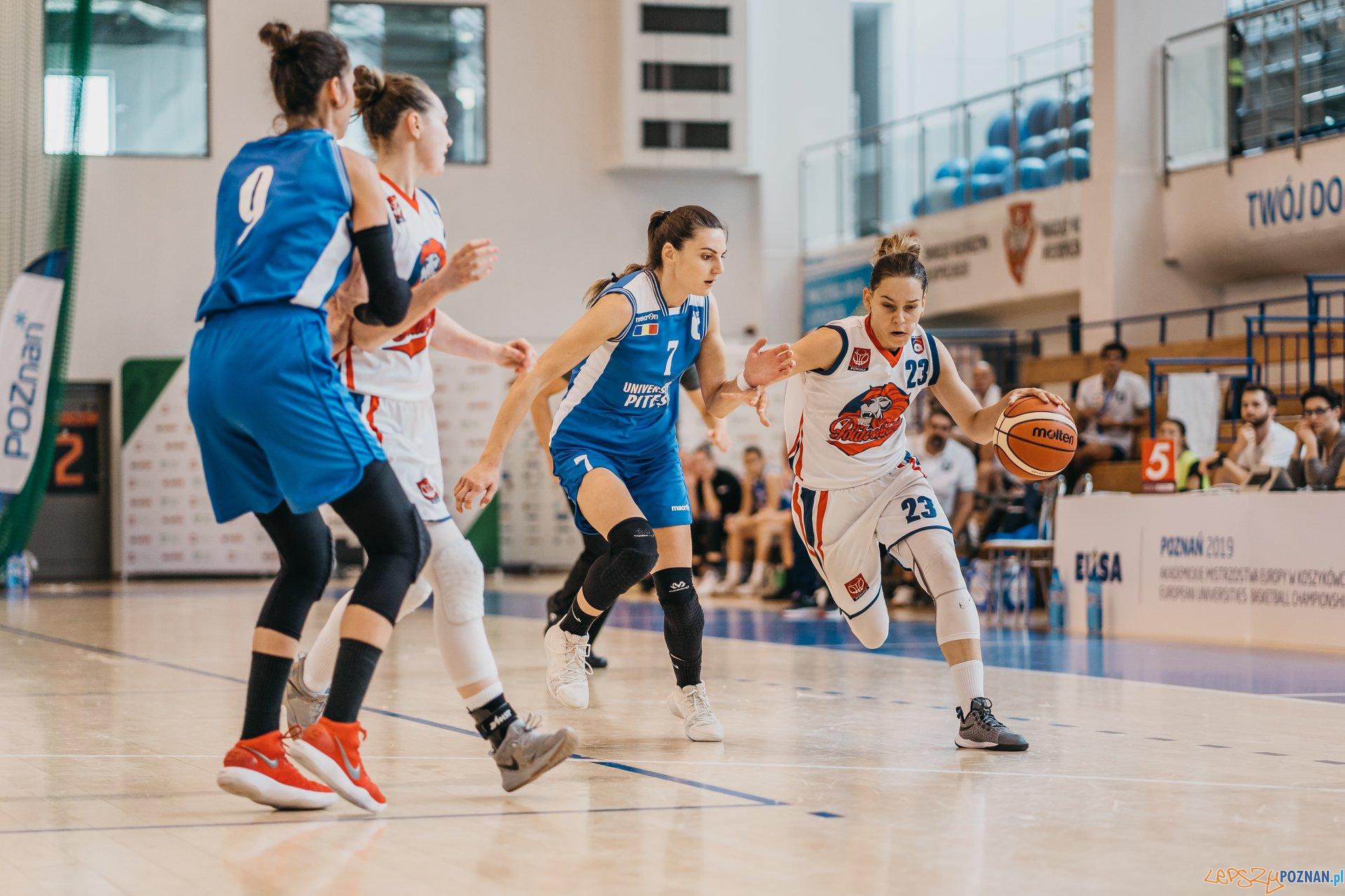 Akademickie Mistrzstwa Europy w Koszykówce  Foto: AZS / materiały prasowe