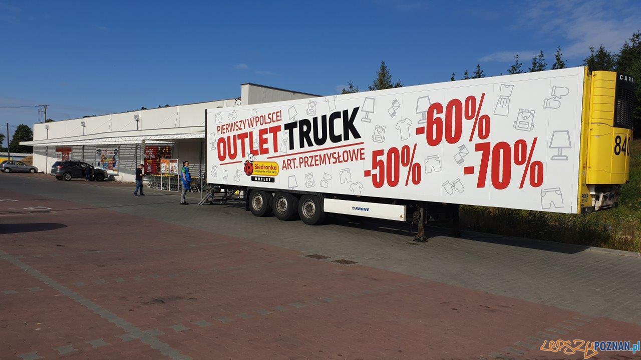 Outlet Truck  Foto: materiały prasowe