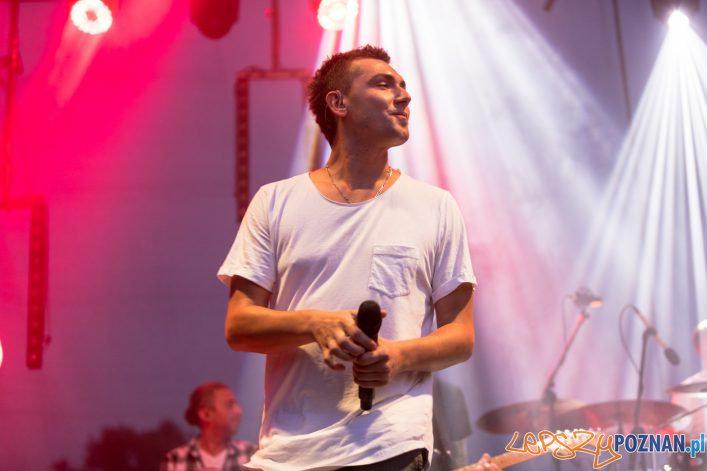 #NaFalach Kamil Bednarek  Foto: lepszyPOZNAN.pl/Piotr Rychter