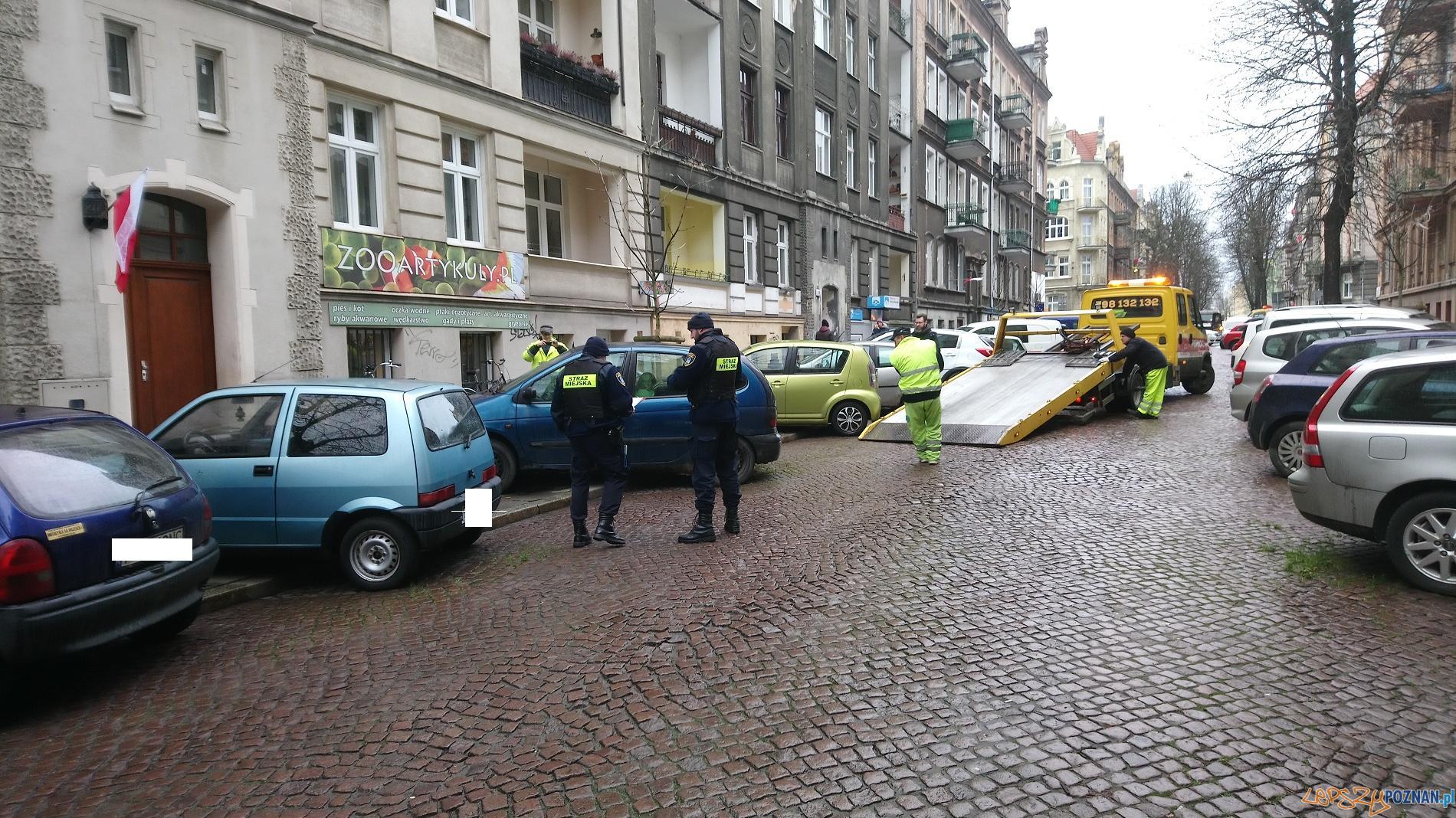 Usuwanie auta  Foto: materiały prasowe / SMP