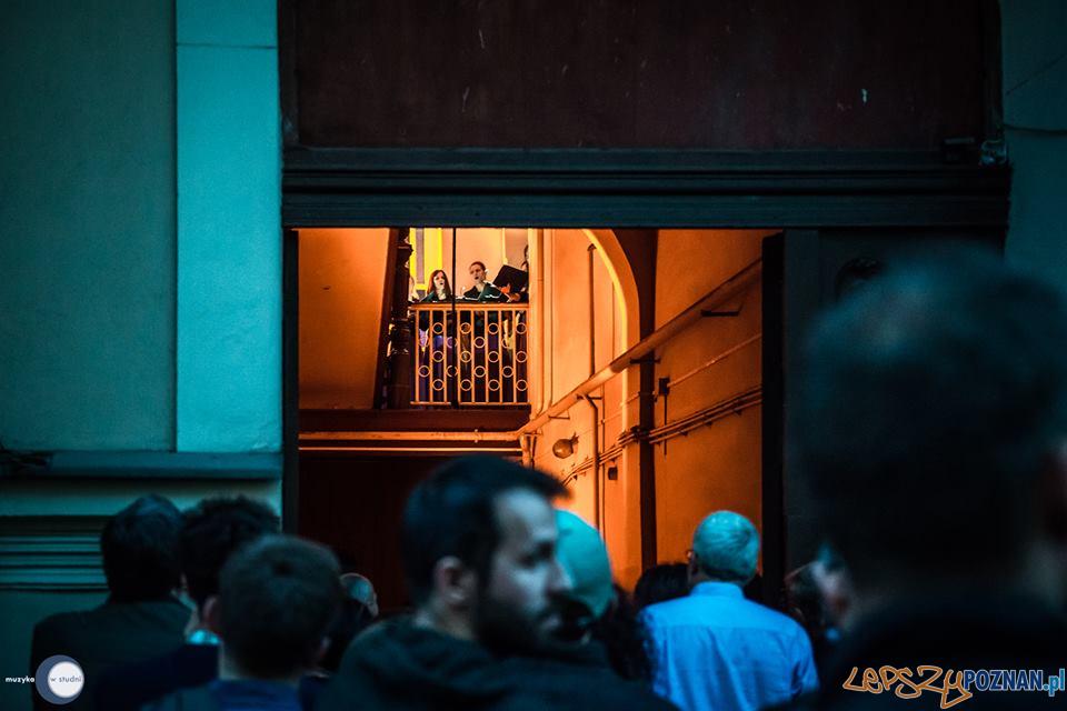 Muzyka w studni  Foto: Bartosz Seifert  materiały prasowe