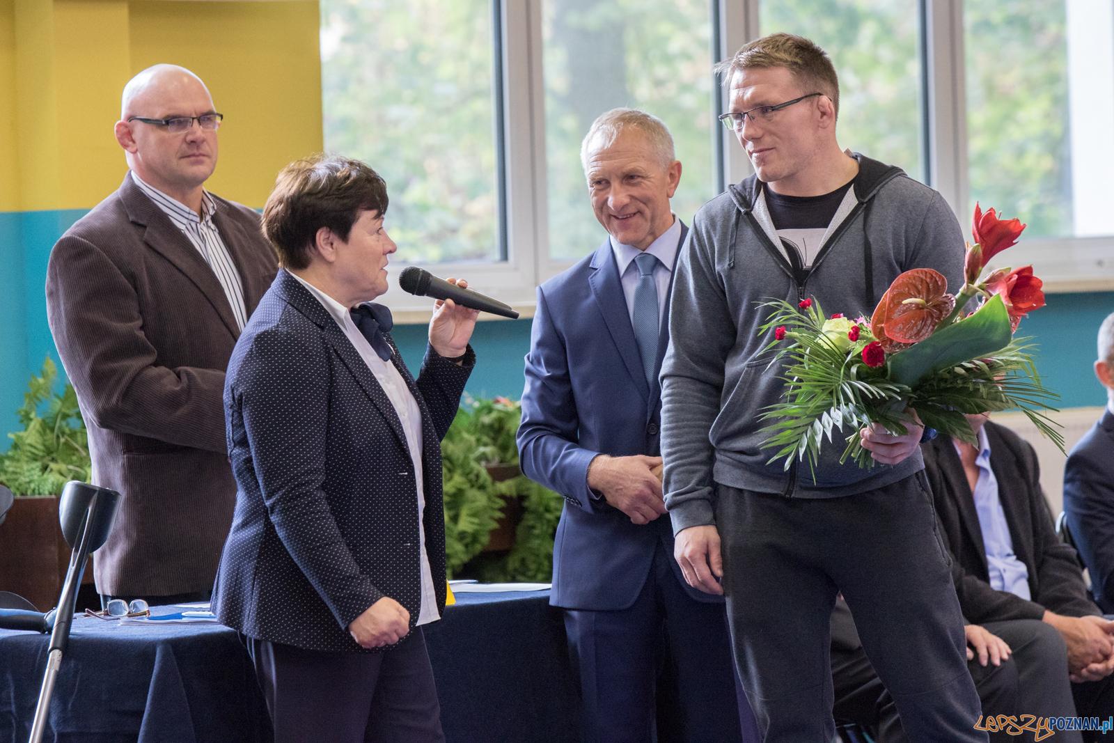 Młodzieżowe Mistrzostwa Polski Zapasy Styl Klasyczny Poznań I  Foto: lepszyPOZNAN.pl / Ewelina Jaśkowiak