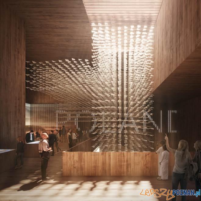 koncepcje architektoniczna pawilonu opracowala warszawska pracowania wxca  Foto: materiały prasowe