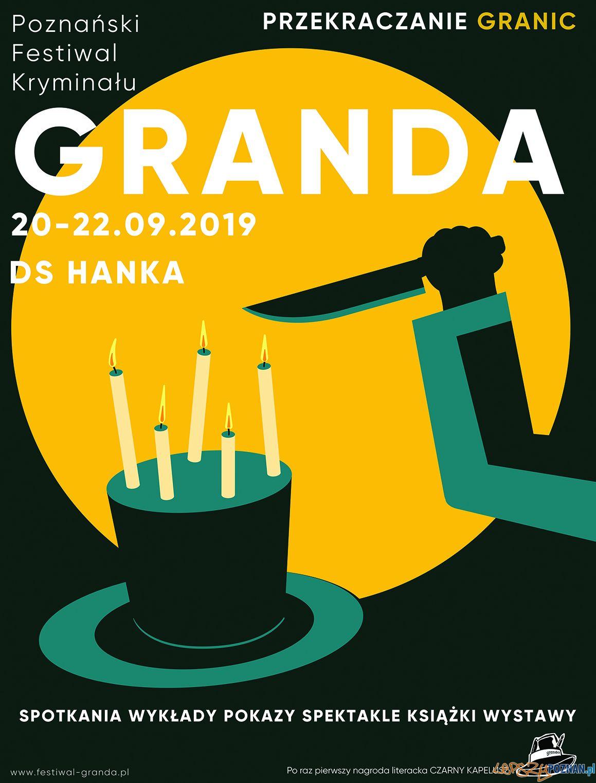 Festiwal Granda - plakat  Foto: materiały prasowe