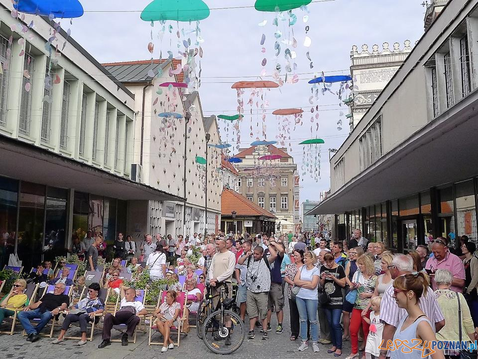 Kulturalny Stary Rynek - koncert  Foto: UMP / Kuturalny Stary Rynek - materiały prasowe