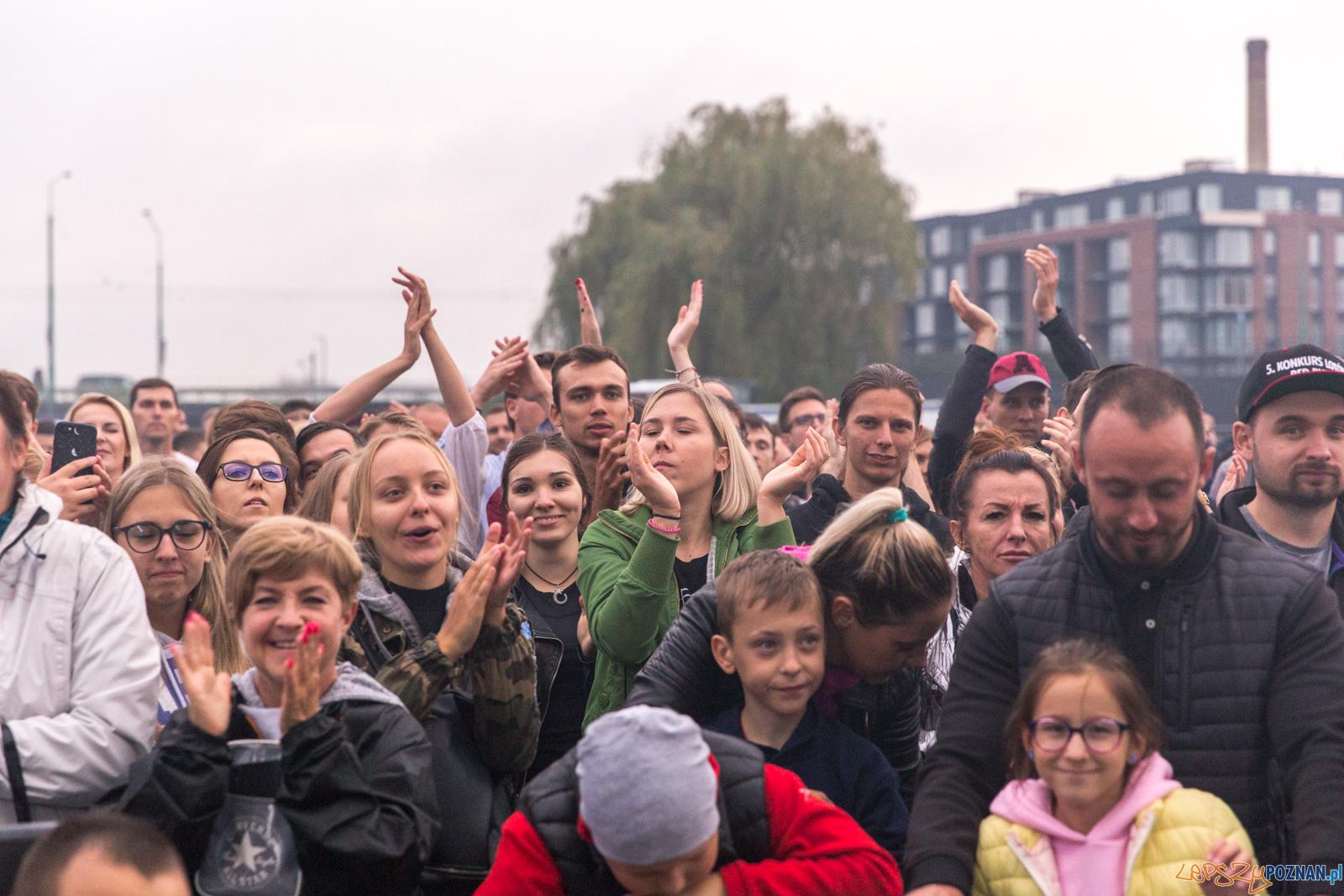 Mrozu na zakończenie lata na Przystani Poznań - Poznań 8.09.2  Foto: Paweł Rychter