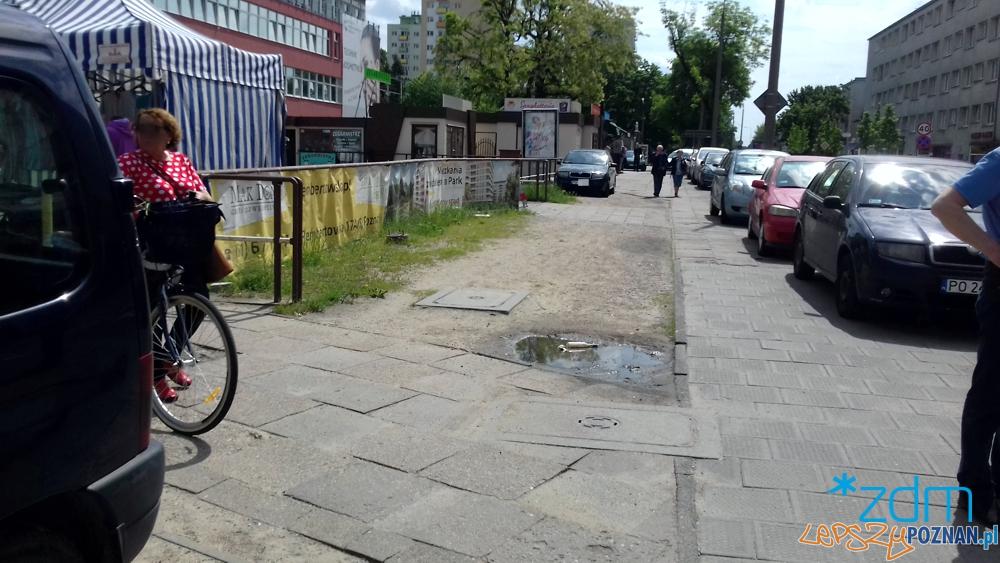 Odnowiony skwer przy ul. Ściegiennego  Foto: materiały prasowe / ZDM