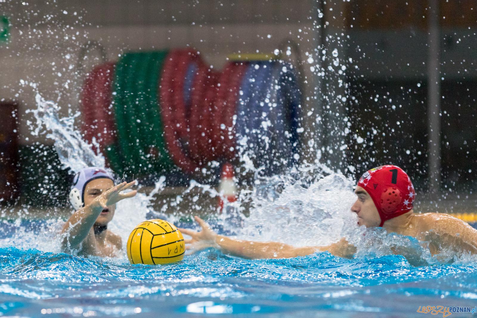 Waterpolo Cup 2019 – Hornets Koszyce – Kszo Ostrowiec Świętokr