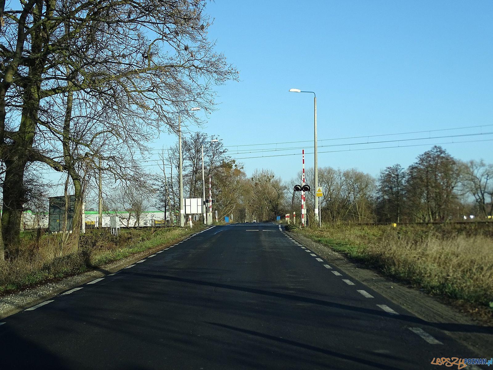 Koninko - tu będzie nowa droga  Foto: Powiat Poznański - materiały prasowe