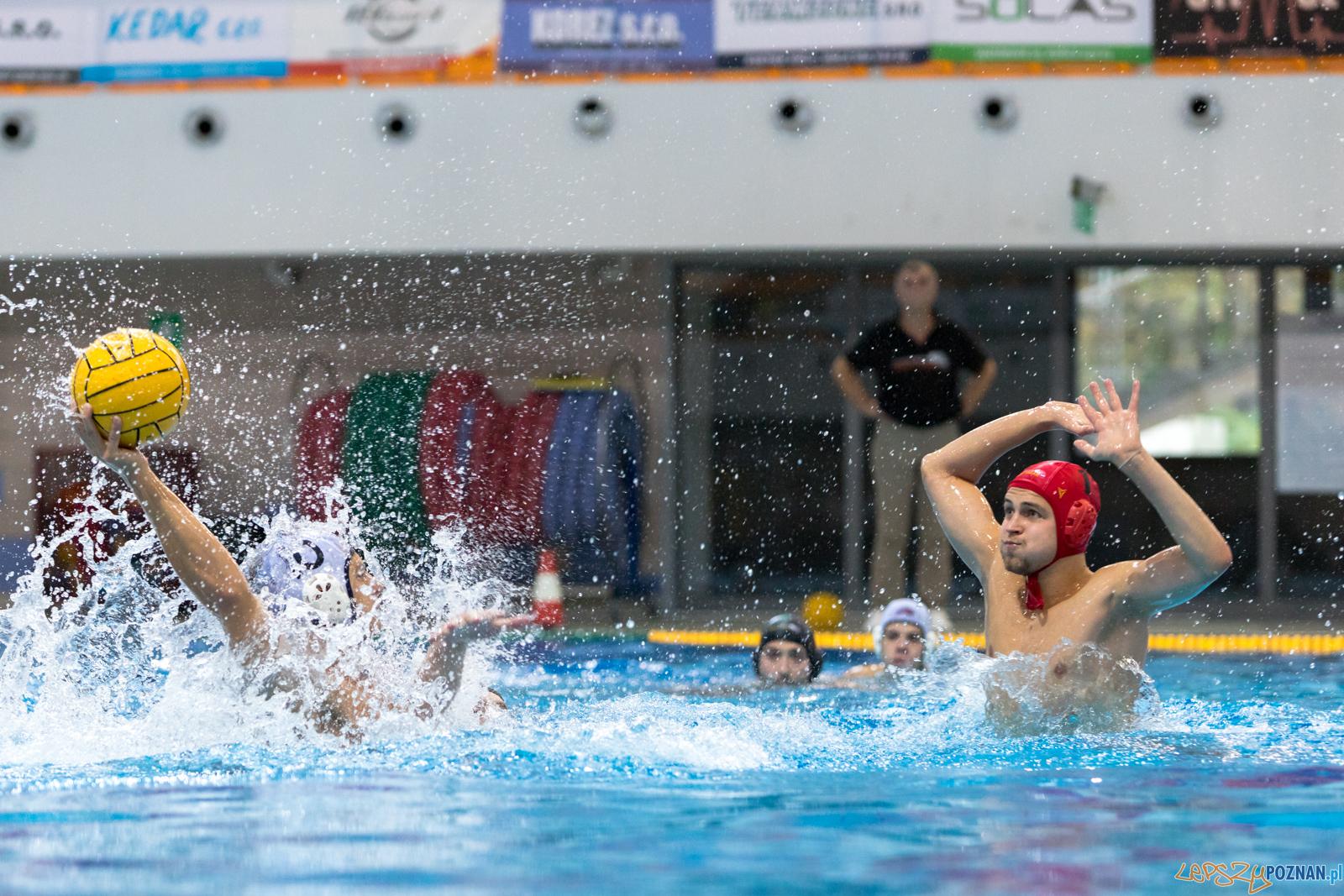 Waterpolo Cup 2019 - Hornets Koszyce - Alfa Gorzów Wielkopolski  Foto: lepszyPOZNAN.pl/Piotr Rychter