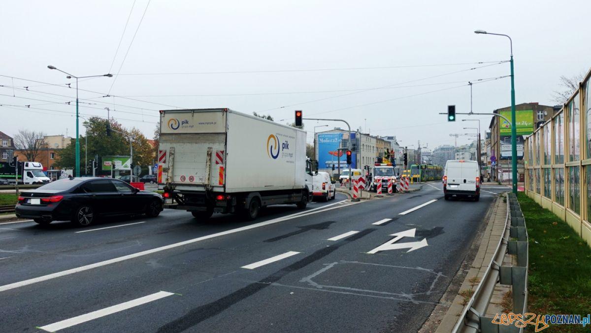 Nowa śluza na głogowskiej  Foto: materiały prasowe UMP