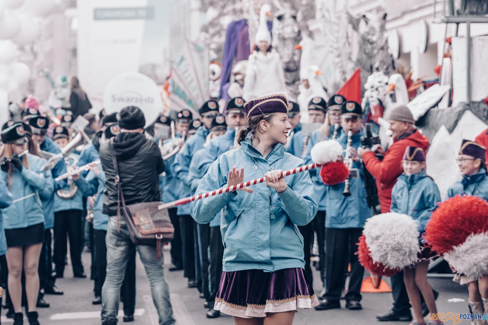 Korowód Świętego Marcina  Foto: lepszyPOZNAN.pl / Ewelina Jaśkowiak