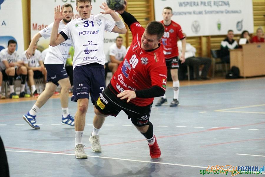WKS_Grunwald_Poznań_-_MKS_Wieluń__65_  Foto: sportowy-poznan.pl / Elżbieta Skowron