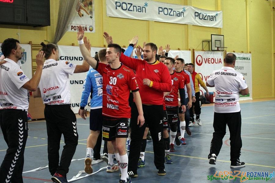 WKS_Grunwald_Poznań_-_MKS_Wieluń__78_  Foto: sportowy-poznan.pl / Elżbieta Skowron