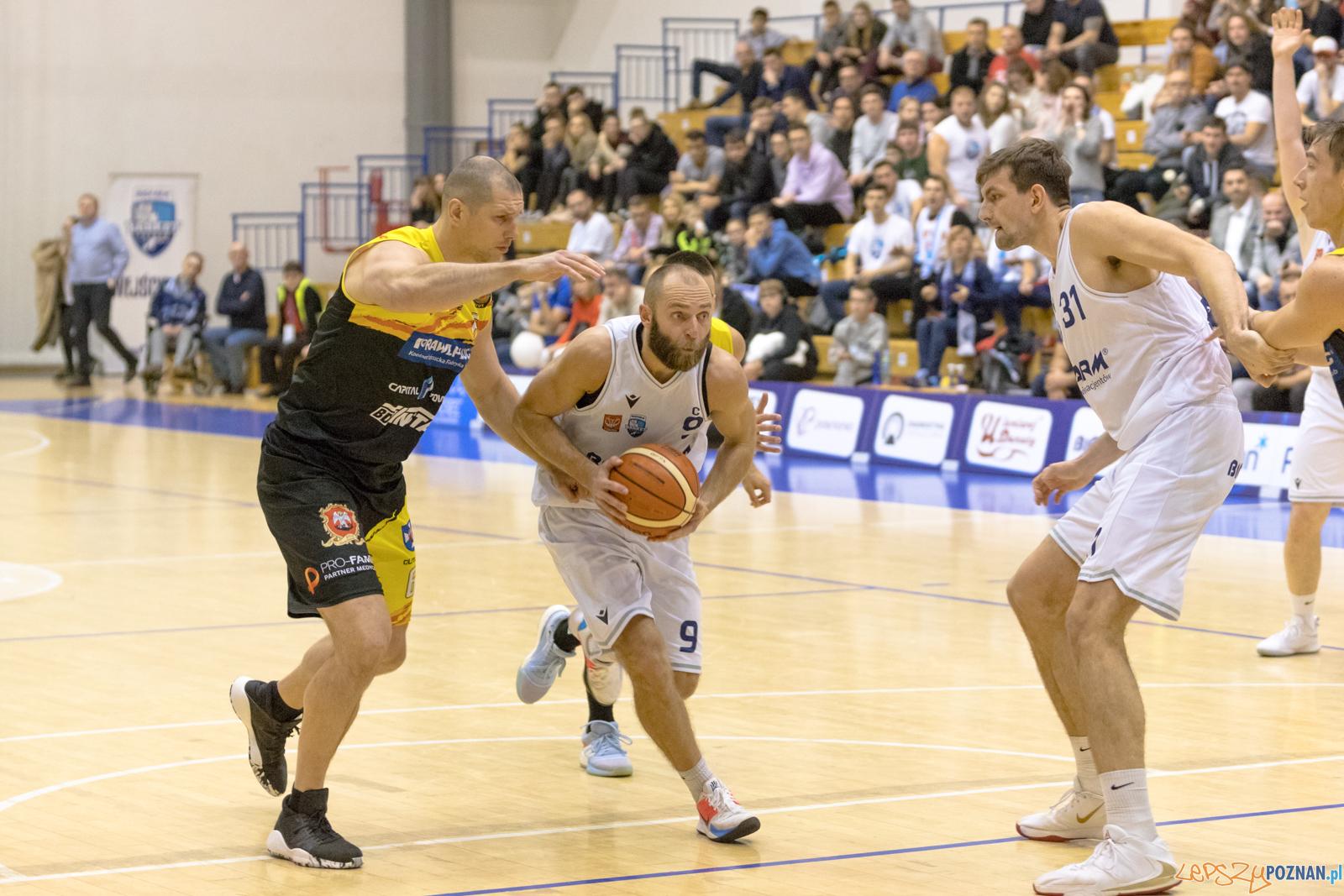 Biofarm Basket Poznań - Rawlplug Sokół Łańcut  Foto: lepszyPOZNAN.pl/Piotr Rychter
