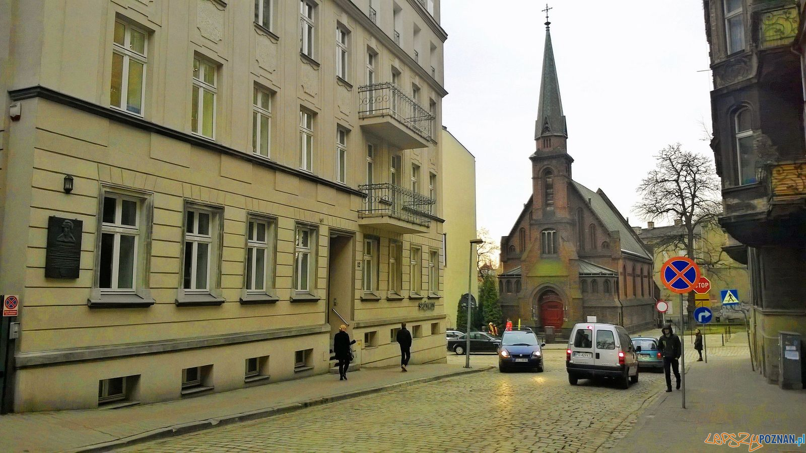 Piekary tablica Slowackiego 2014  Foto: Tomasz Dworek