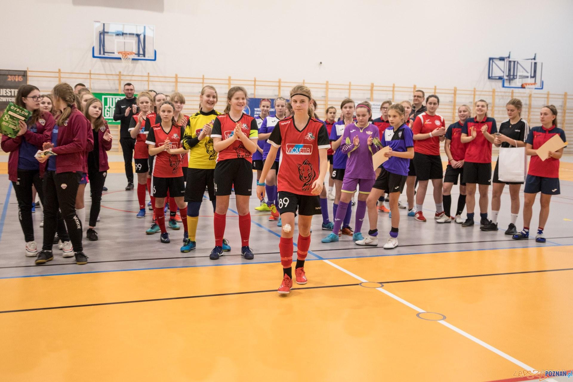 Piłka nożna dziewcząt (11)  Foto: Michał Kościelak / materiały prasowe