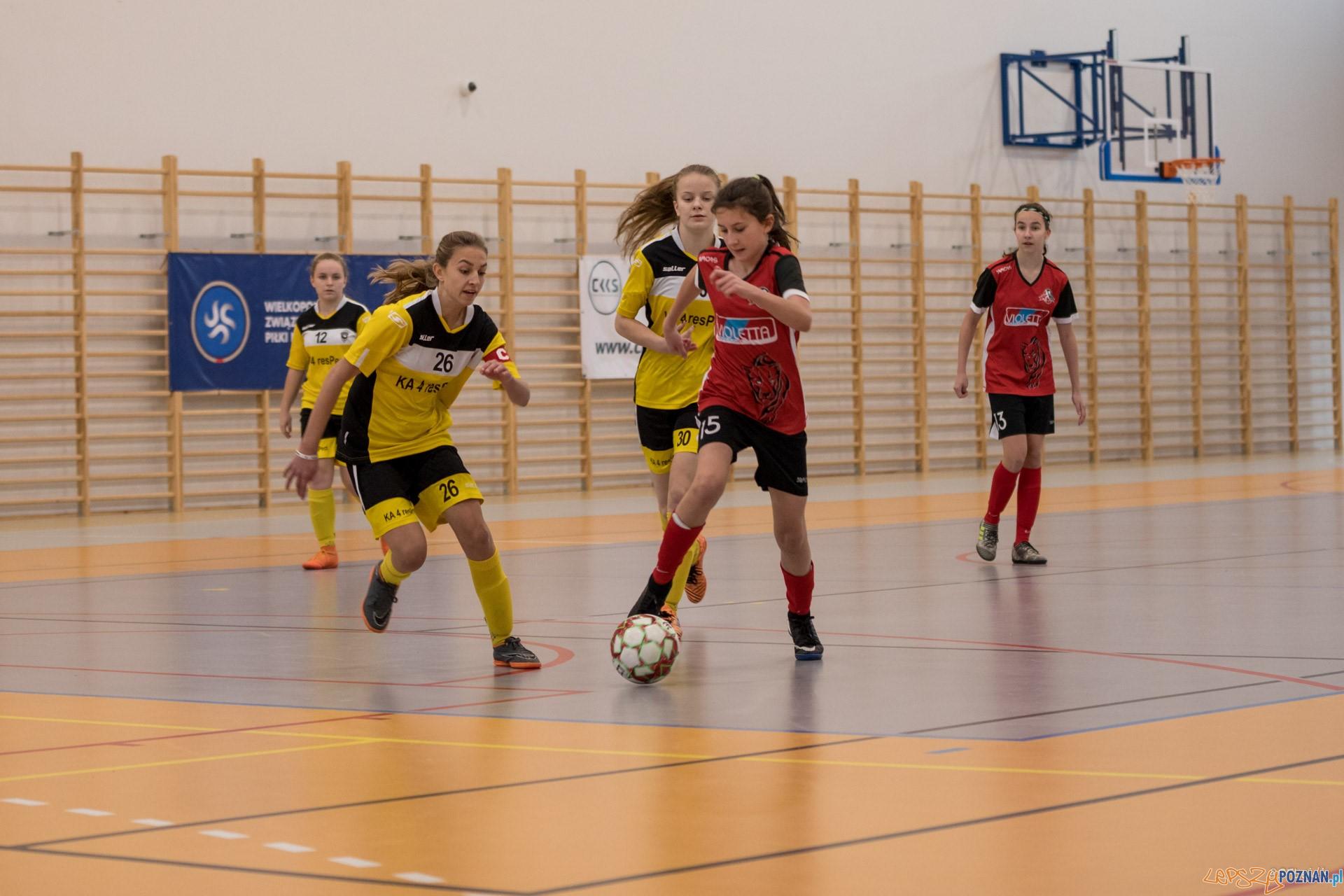Piłka nożna dziewcząt (14)  Foto: Michał Kościelak / materiały prasowe