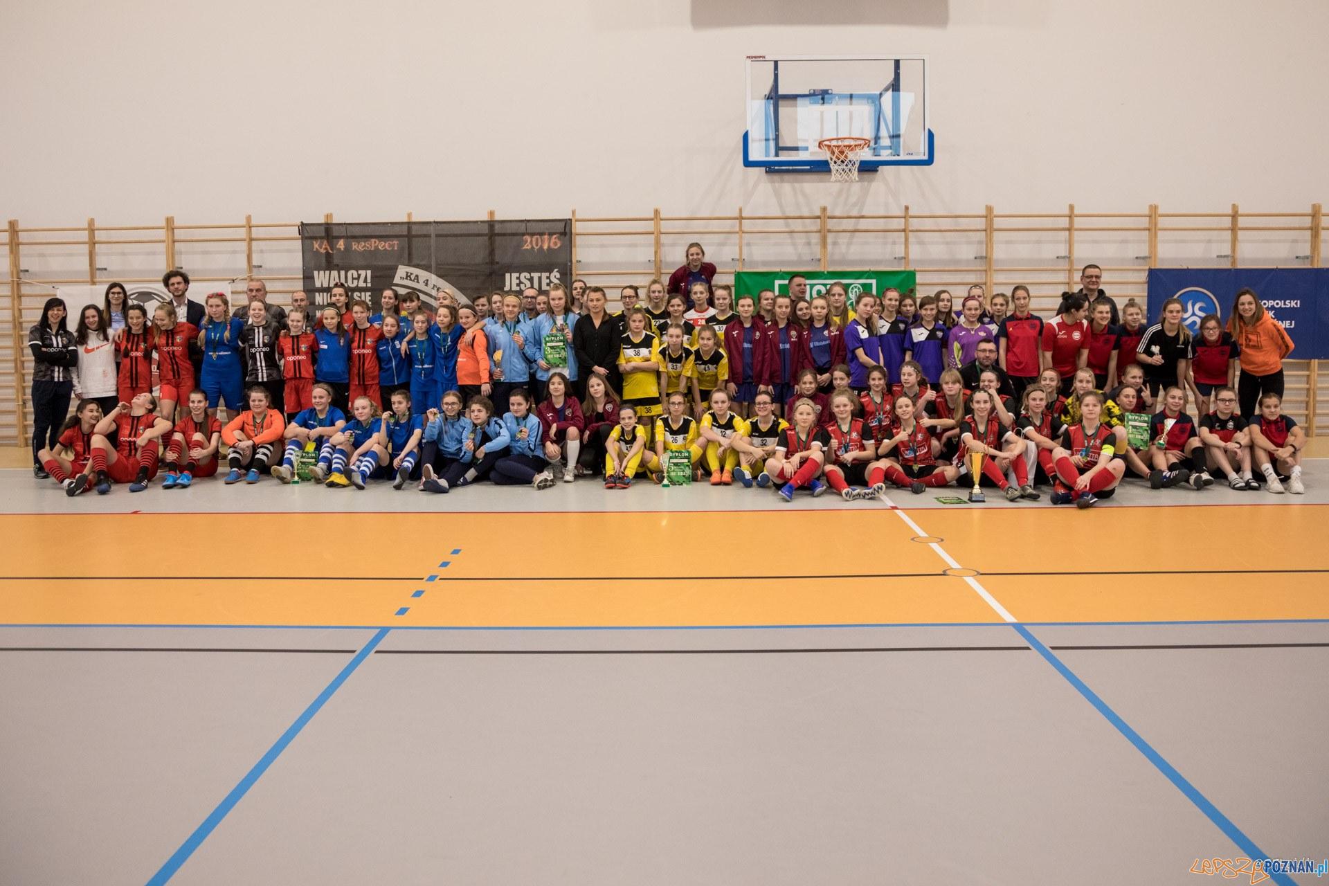 Piłka nożna dziewcząt (3)  Foto: Michał Kościelak / materiały prasowe