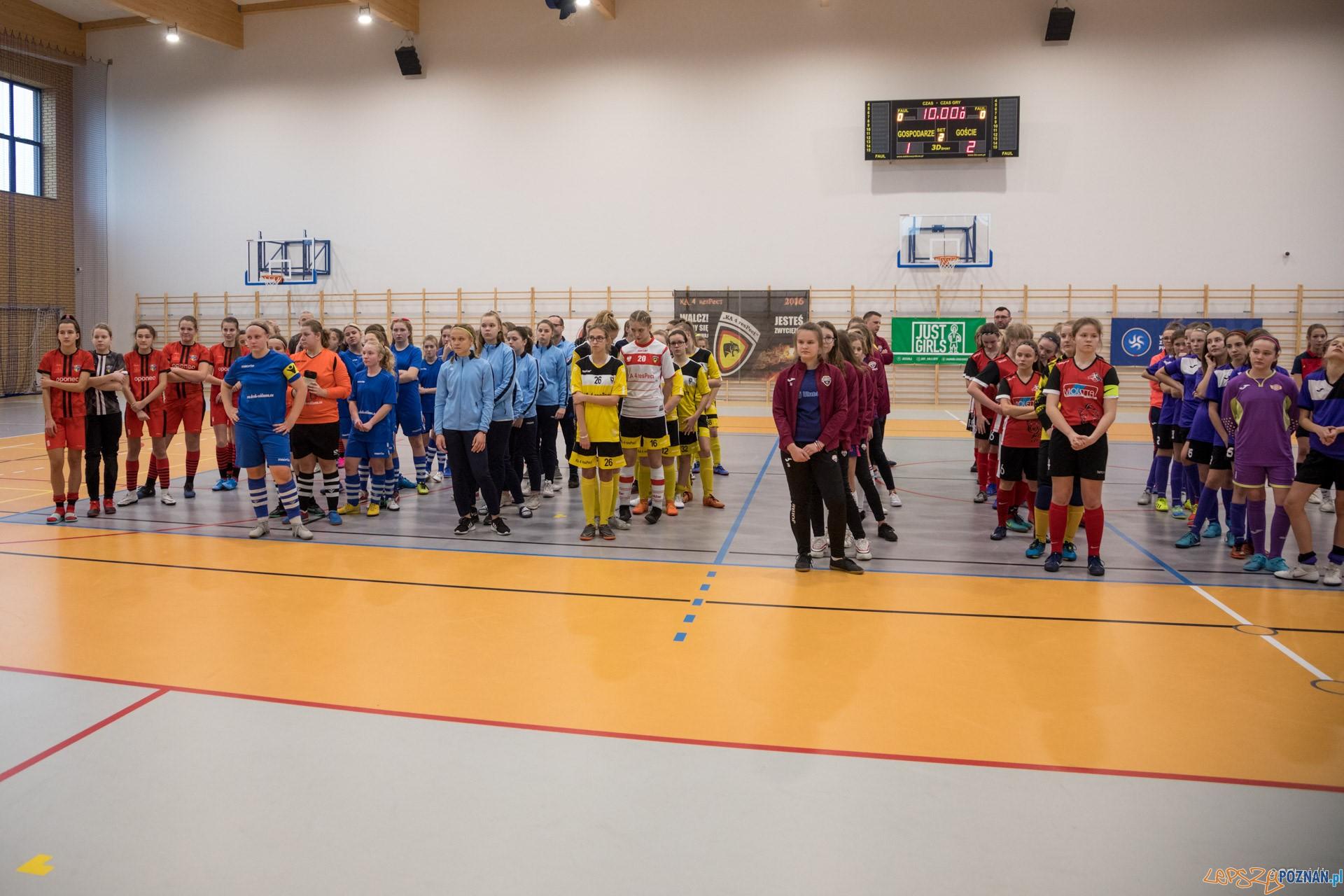 Piłka nożna dziewcząt (7)  Foto: Michał Kościelak / materiały prasowe