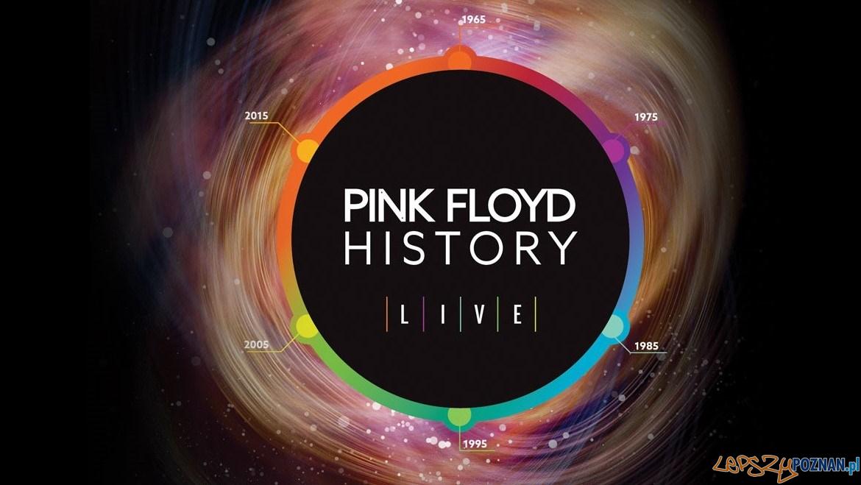 Pink Floyd History  Foto: materiały prasowe