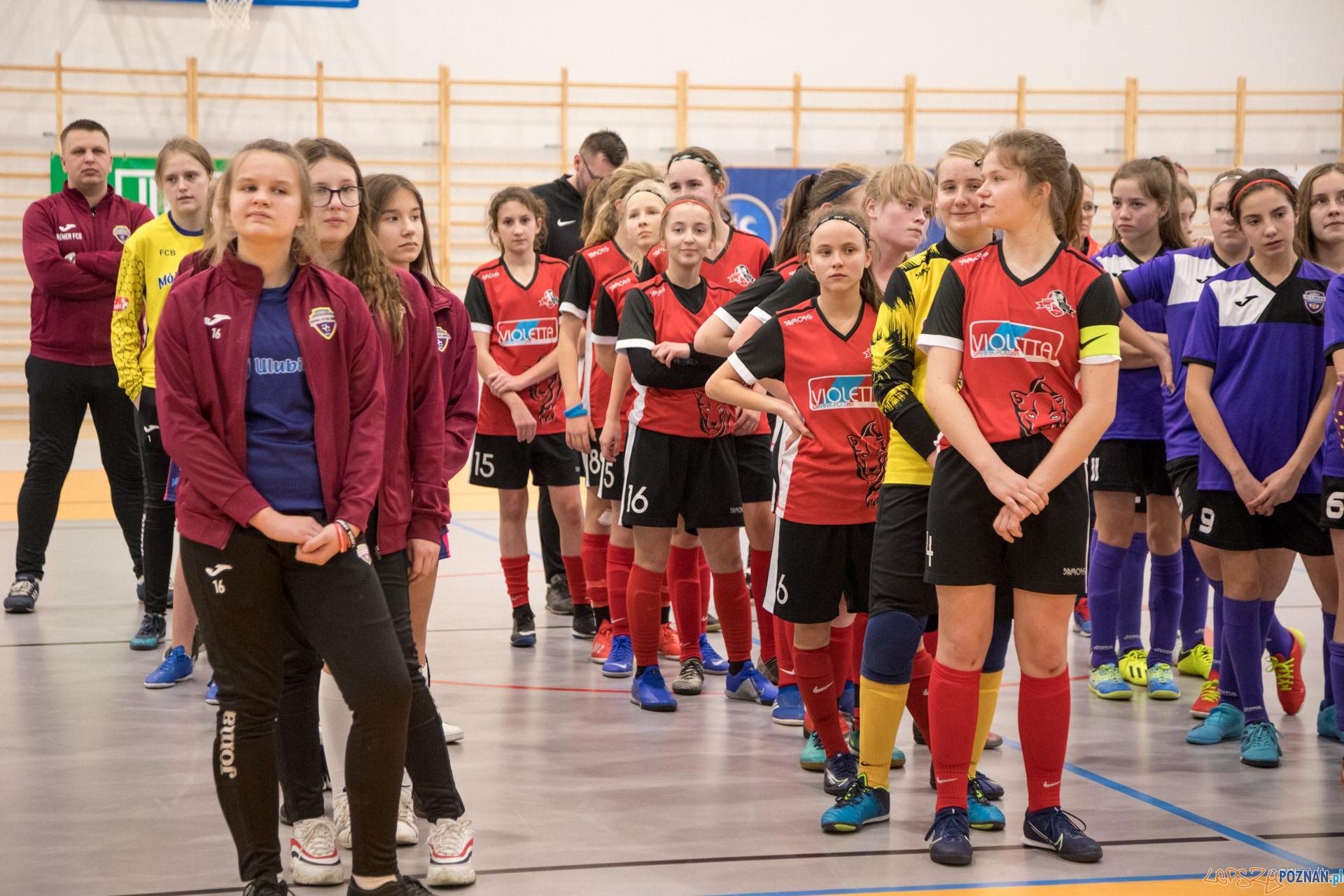 Piłka nożna dziewcząt (10)  Foto: Michał Kościelak / materiały prasowe