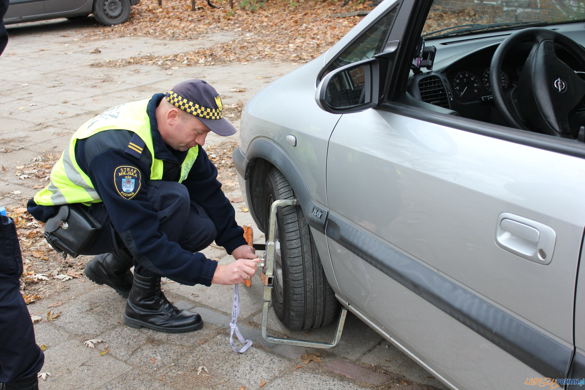 Straż Miejska - interwencje  Foto: materiały informacyjne SM