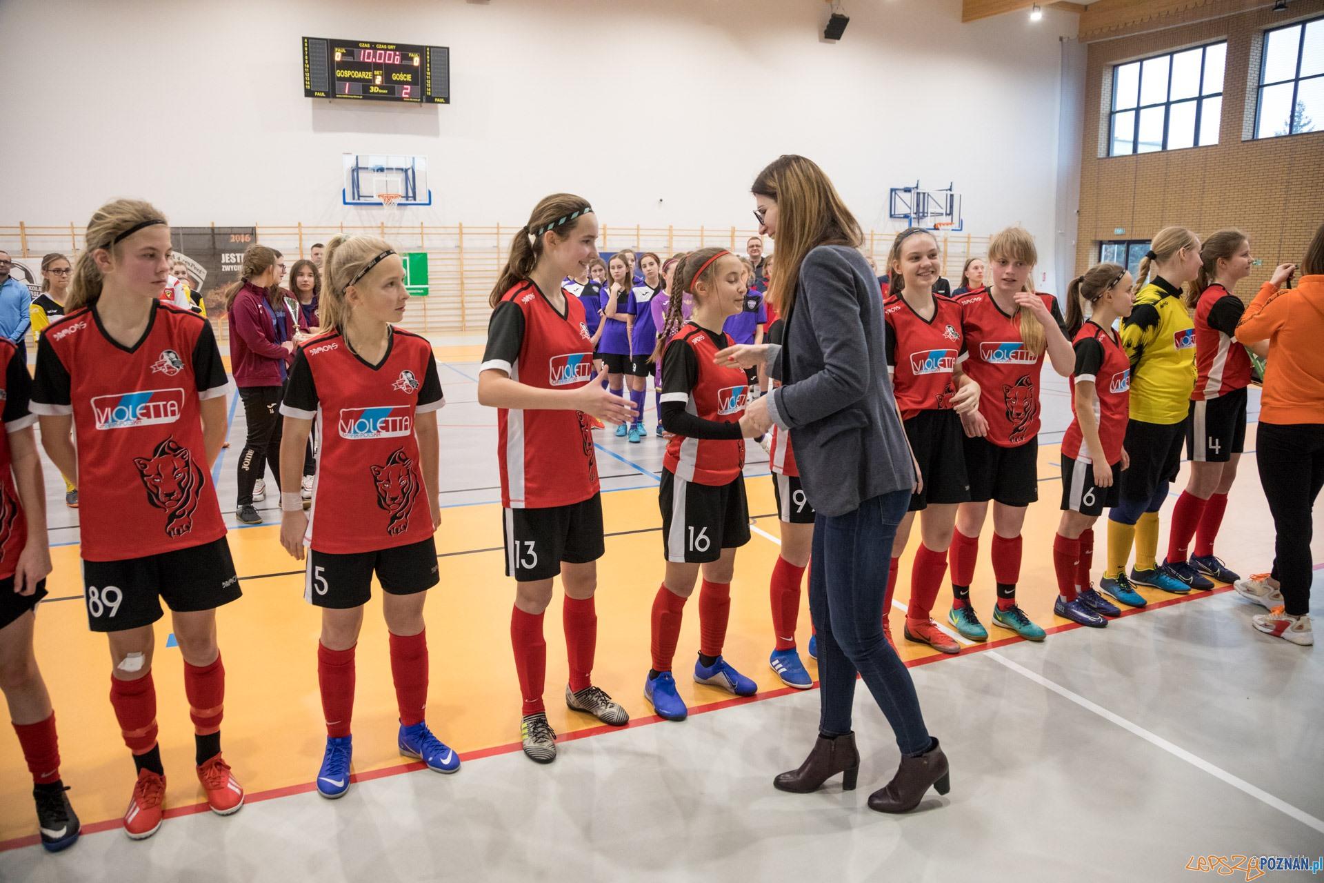Piłka nożna dziewcząt (9)  Foto: Michał Kościelak / materiały prasowe