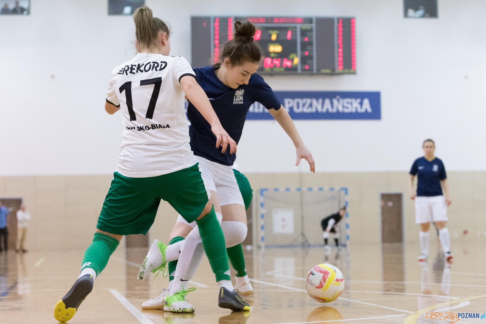 AZS UAM POZNAŃ Futsal Kobiet - BTS Rekord  Foto: lepszyPOZNAN.pl/Piotr Rychter