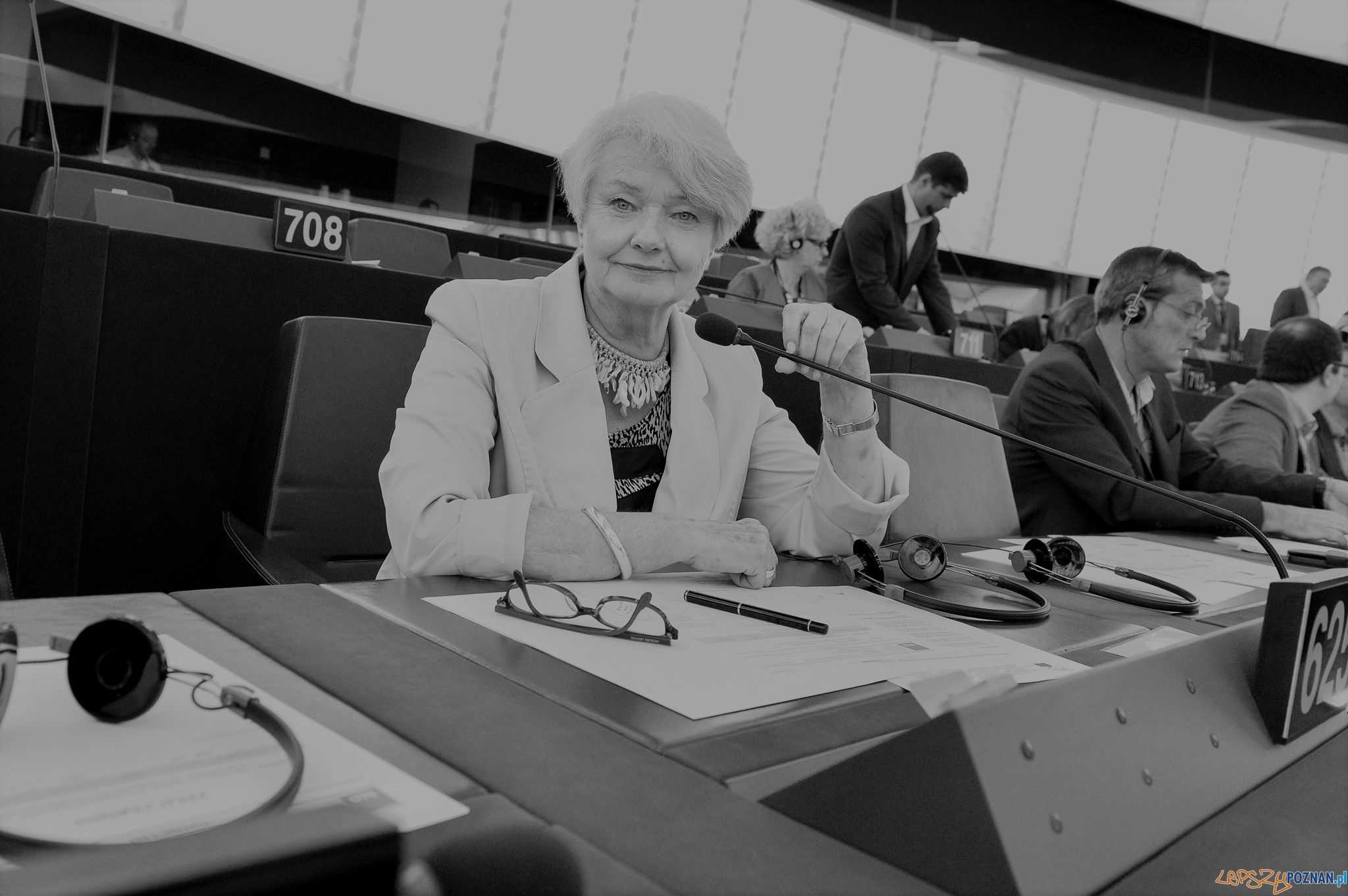 Krystyna Łybacka  Foto: © European Union 2014 - source:EP